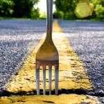 If you come to a fork in the road, take it!
